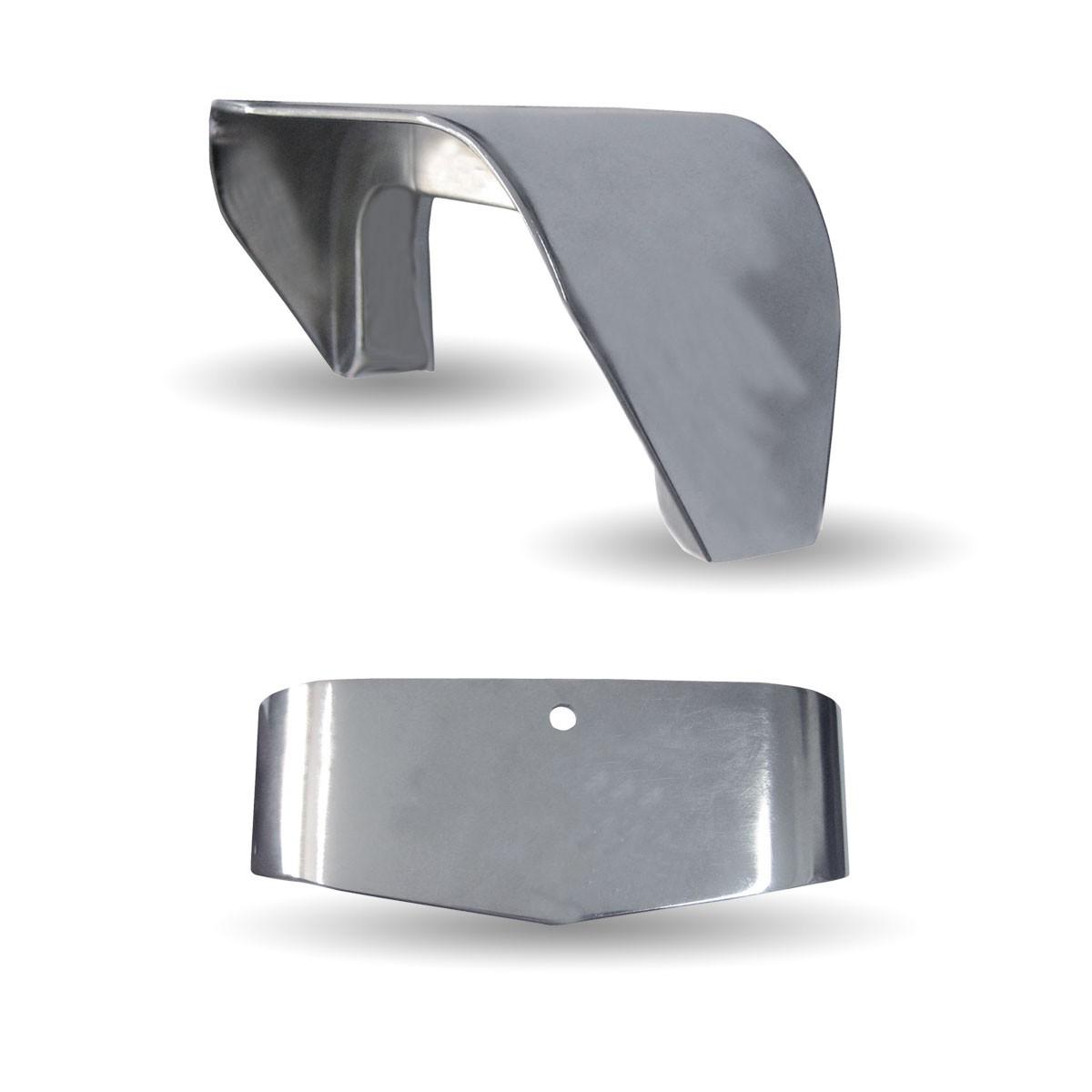 Westcoast mirror visor accessories universal mirrors for Mirror visor
