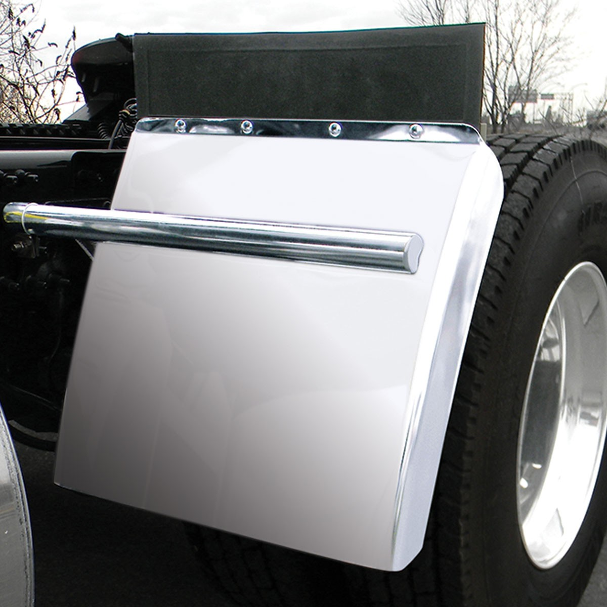 "Ford Edge Accessories >> 24"" Economy Quarter Fender Kit (18 Ga.) - 24"" Quarter ..."