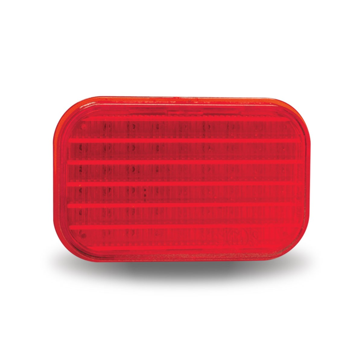 Red Stop Turn amp Tail LED Square Light 32 Diodes