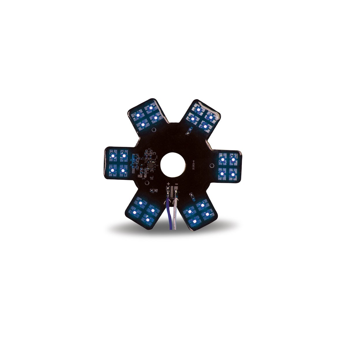 5 Blue Led Star Light For 13 Donaldson Air Cleaners 24 Diodes Accent Lighting Wiring Diagram