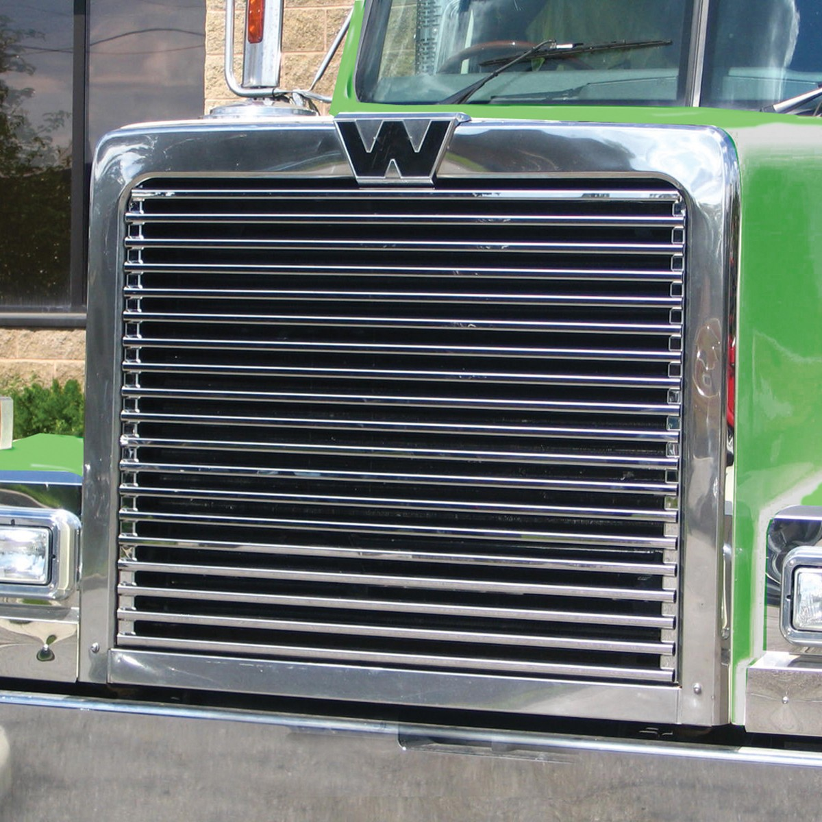 Ws 4900 Ex Horizontal Grill Kit Grill Surrounds Exterior