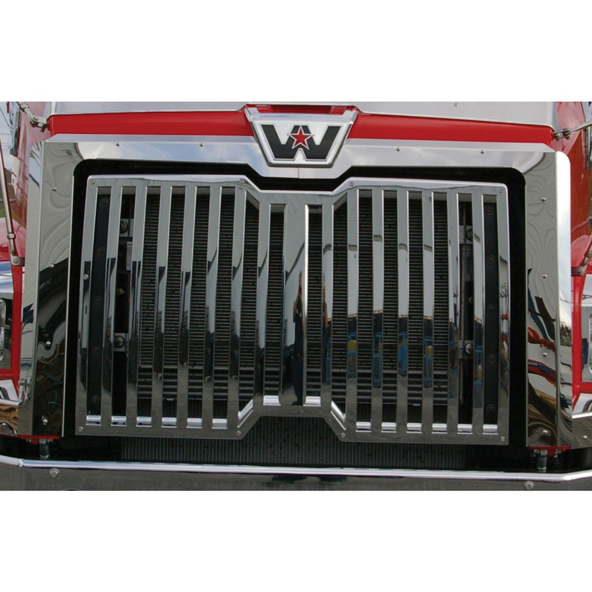Ws 4700 Sb Grill Surround Grill Surrounds Exterior Trims