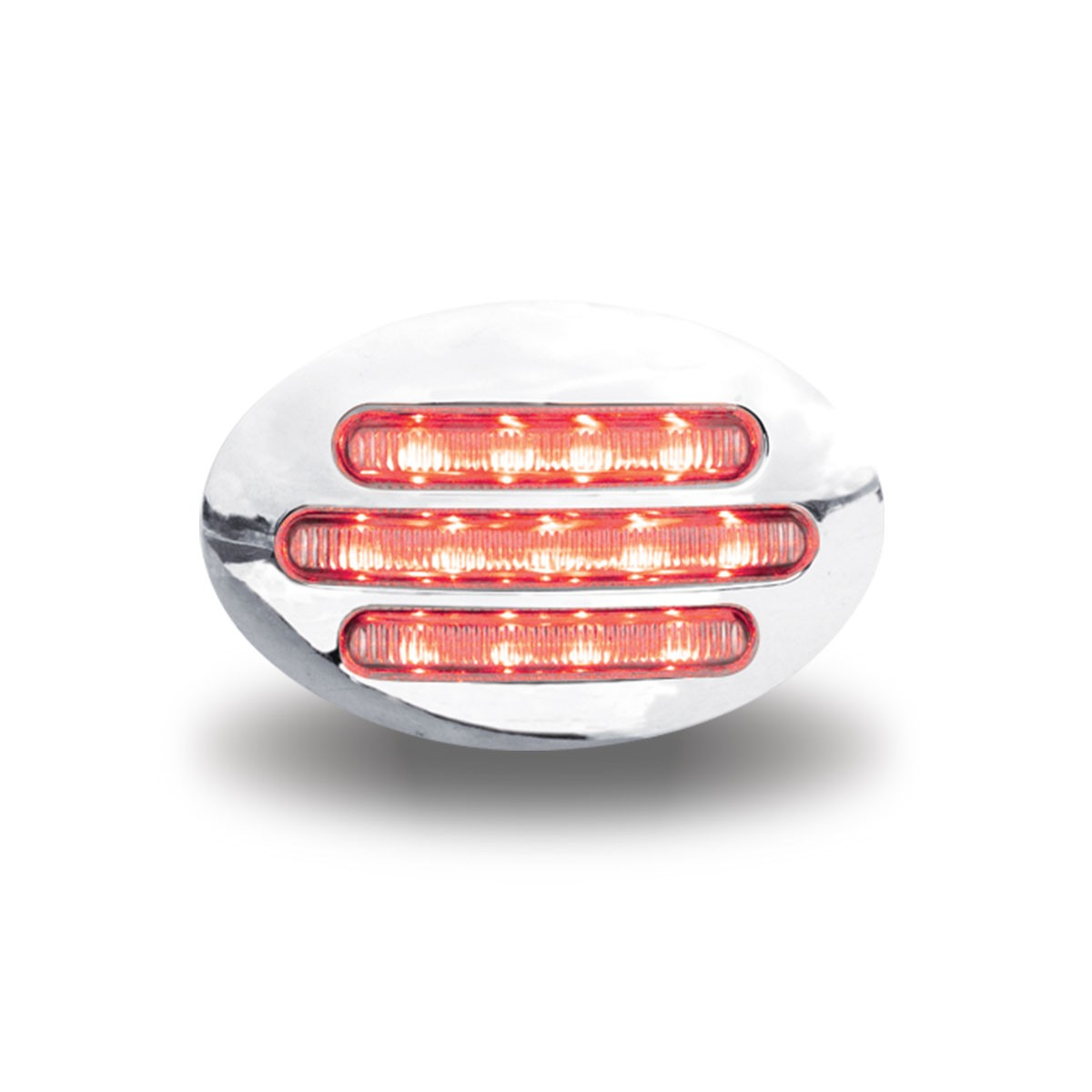 Amber Marker to Red Auxiliary LED quot Generation 3 quot Light 13