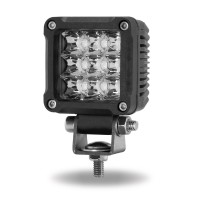 "POS Display of 30 x 2"" Mini High Powered Spot LED Work Lamps (1500 Lumens)"