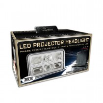 "4"" x 6"" Premium LED Projector Headlight (Combination High & Low Beam 