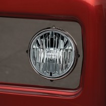 "7"" LED Reflector Headlight (Combination High & Low Beam   800 Lumens)"