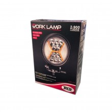 "4.5"" 'Strobe Series' Combination Spot & Flood LED Work Lamp with ""X"" Strobe (2900 Lumens)"
