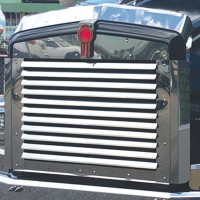 KW. T800 Louvered Grill - 11 Bars