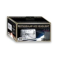 "4"" x 6"" Standard LED Headlight (High Beam | 670 Lumens)"