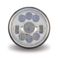 "7"" Motorcycle LED Headlight (Combination High & Low Beam 