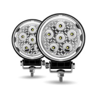 "4.5"" 'Radiant Series' Combination Spot & Flood LED Work Lamp (4300 Lumens)"