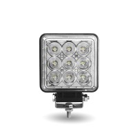 "4.25"" 'Radiant Series' Combination Spot & Flood LED Work Lamp (4000 Lumens)"