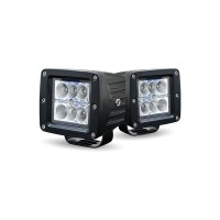 Universal Surface Mount 6 LED Sport Kit (Spot Beam | 1440 Lumens)