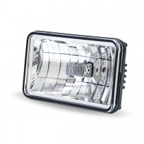 "4"" x 6"" LED Reflector Headlight (Low Beam 