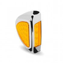 Amber Turn Signal & Marker LED Peterbilt Side Headlight (24 Diodes)
