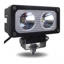 "2.5"" x 4.5"" Mini Super Powered LED Work Lamp (Spot Beam | 1600 Lumens)"
