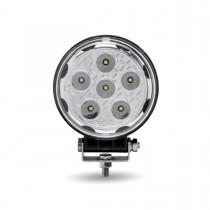 "4.5"" Round 'Radiant Series' LED Work Lamp (Spot & Flood Beam | 3000 Lumens)"