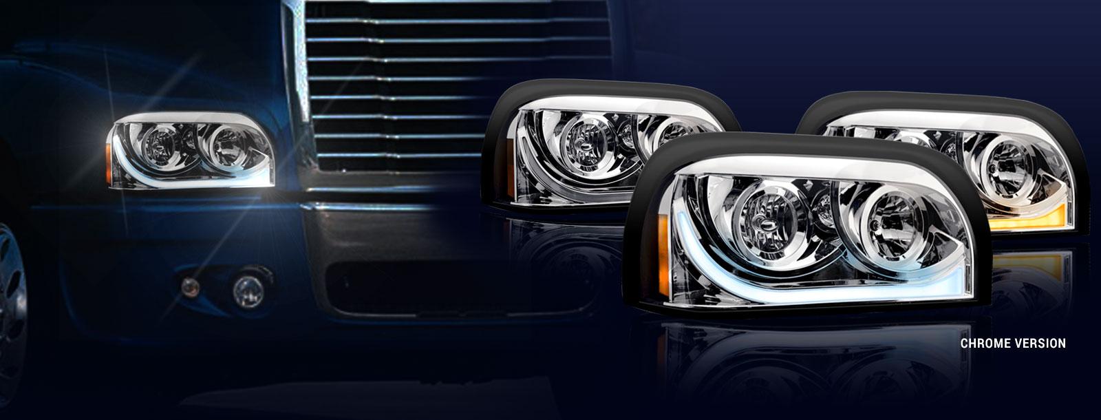 Freight liner Century Headlights