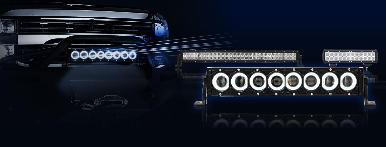 Trux's Light Bars
