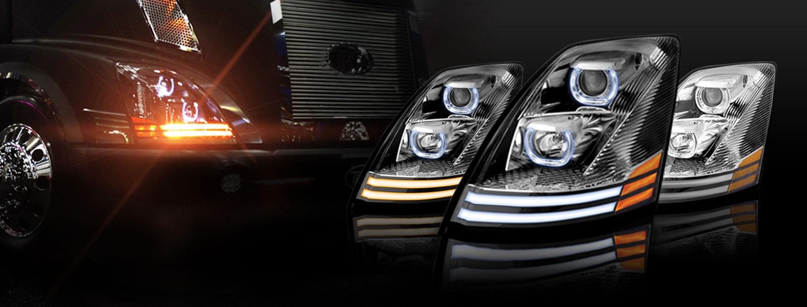 Trux Accessories Volvo Headlights